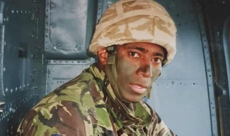 Photo of Army veteran who fought in Iraq handed £27,000 bill by NHS hospital bosses