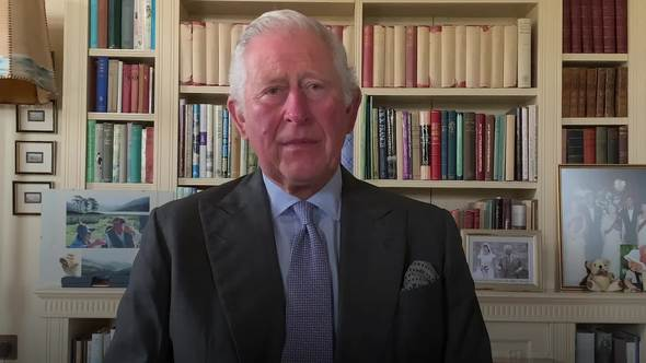 Photo of Prince Charles unveils poignant online book to remember coronavirus victims