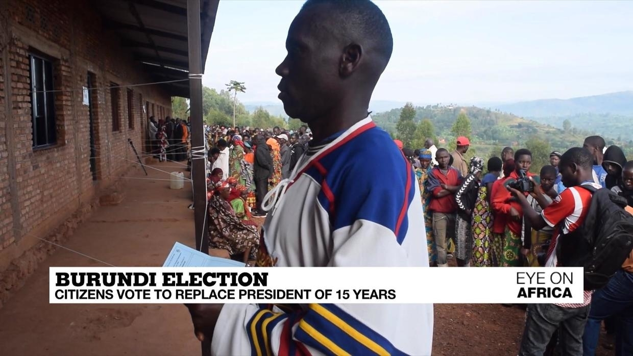 Photo of Burundi election: Citizens vote to replace president of 15 years