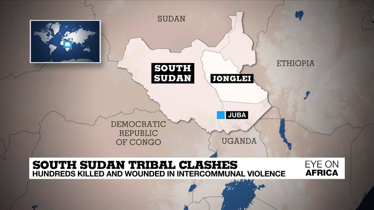 Photo of South Sudan tribal clashes: hundreds killed and wounded in inter-communal violence