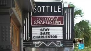 Photo of Tourists trickle back as Charleston reopens after Covid-19 shutdown