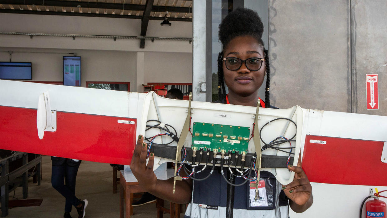 Photo of 'We can get it done here': African tech tackles coronavirus locally