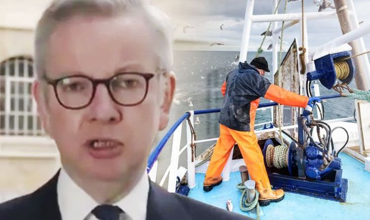 Photo of Gove hits out at Barnier's 'unacceptable' fishing demands