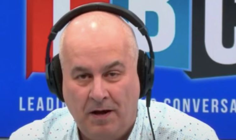 Photo of Iain Dale in furious Brexit row with 'ridiculous' caller on 'disgusting' immigration plans
