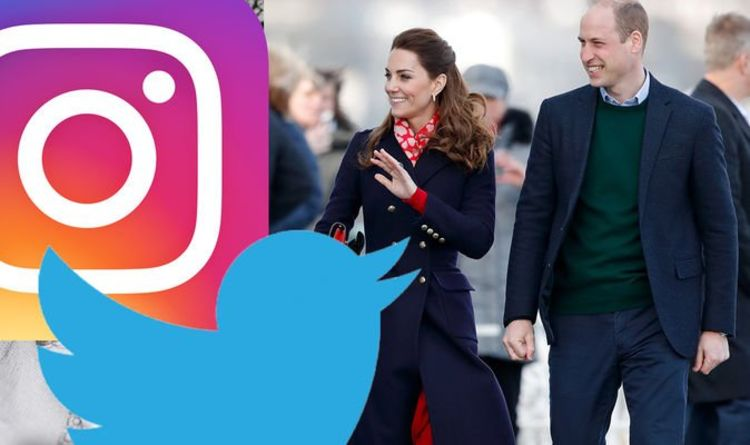 Photo of Kate Middleton and Prince William make major 'more personal' Instagram and Twitter move