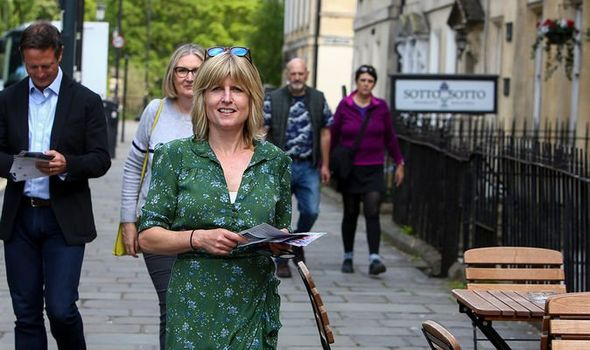 Photo of Rachel Johnson forced to defend four hour journeys to second home in new lockdown row