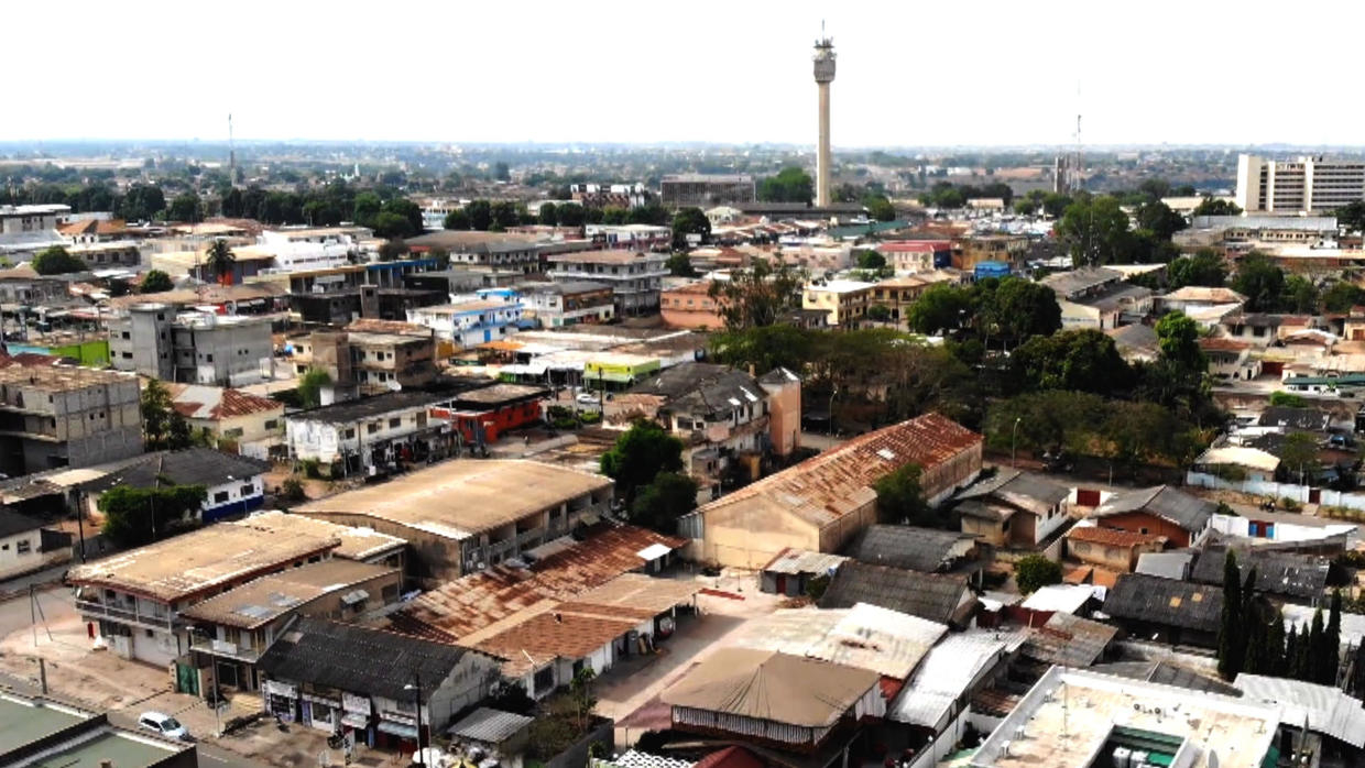 Photo of Ivory Coast's 'rebel city' of Bouaké looks to the future