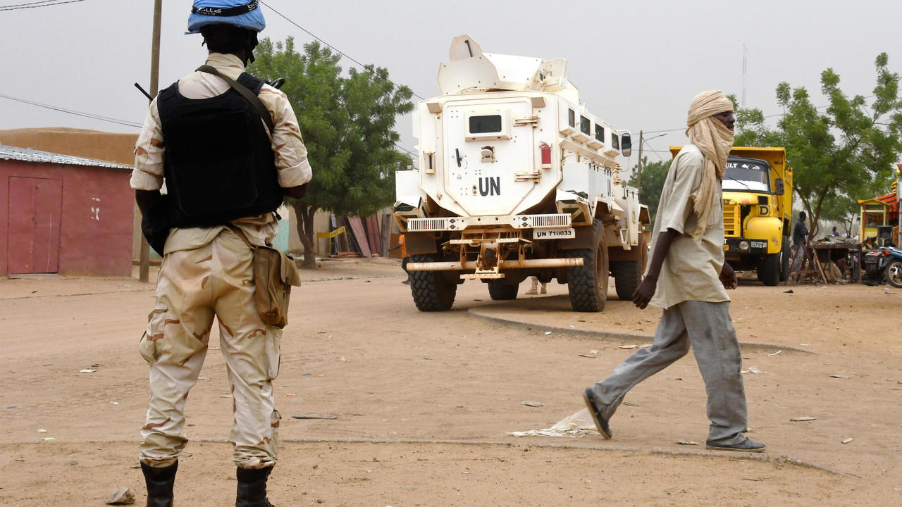 Photo of Two UN peacekeepers killed in northern Mali attack