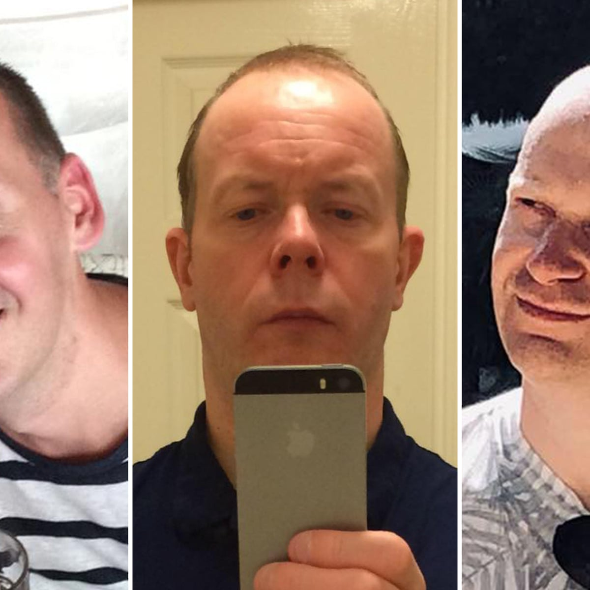 Photo of Scientist David Wails named as third victim of Reading terror attack