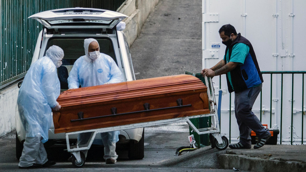 Photo of Chile replaces health minister as Covid-19 deaths spike