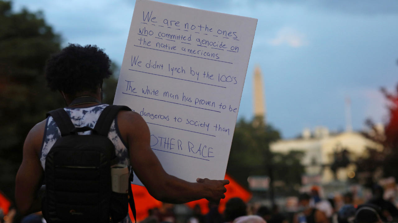 Photo of US House passes police reform bill but deadlock awaits in Senate