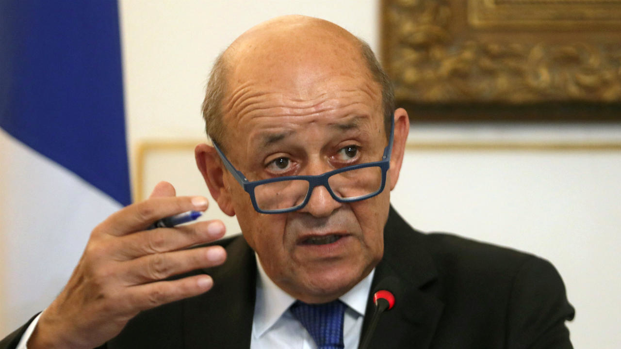 Photo of France calls on US to withdraw sanctions targeting ICC staff