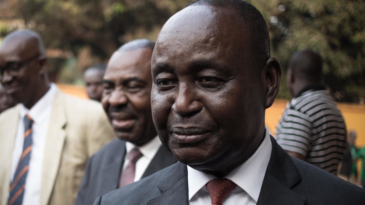 Photo of Central African Republic's ousted leader Bozizé to run for president again
