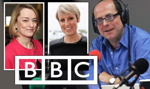 Photo of BBC's big earners just revealed the real secret of success at Beeb