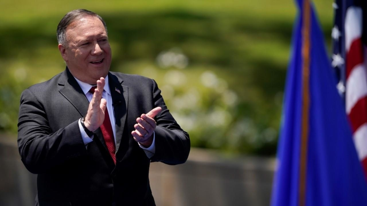 Photo of Pompeo calls on nations to 'induce' change on 'Frankenstein' China