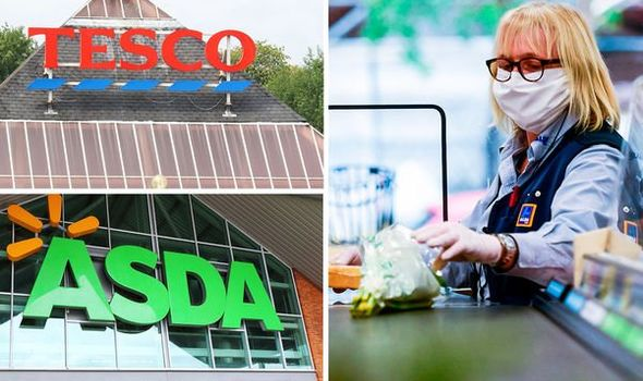 Photo of Face masks policy: Tesco, Sainsbury's Asda, Morrisons and Aldi rules updates