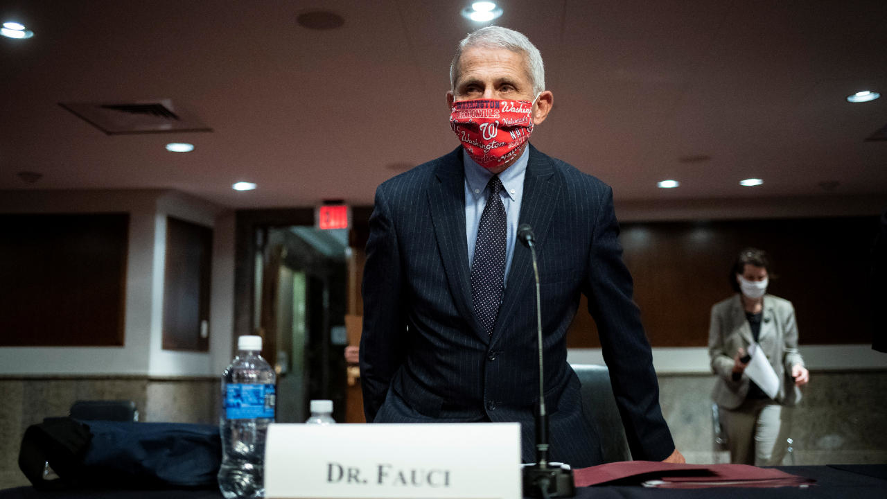 Photo of Fauci says new US cases of Covid-19 could double to 100,000 per day