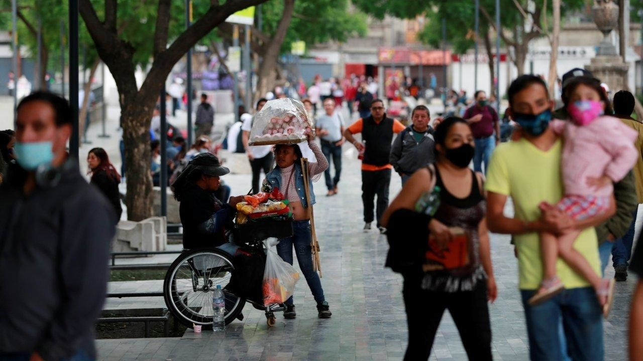 Photo of Mexico Covid-19 deaths exceed 30,000, making it fifth-hardest hit country