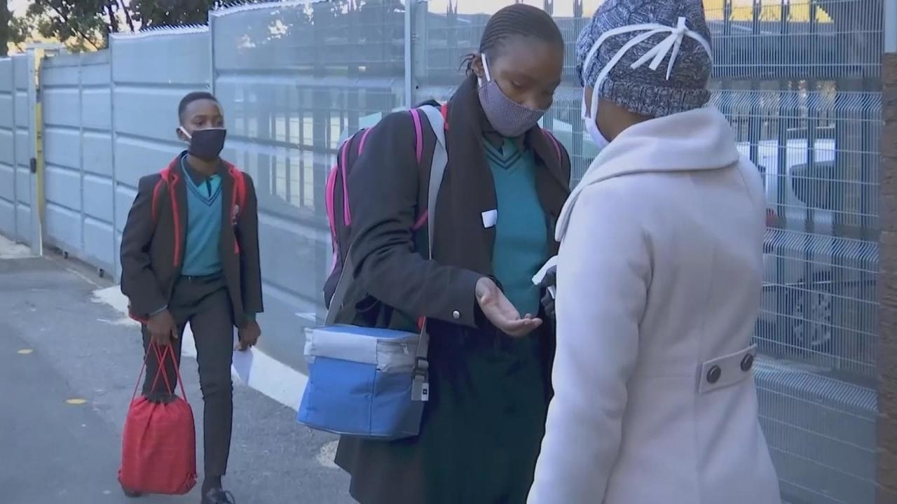 Photo of South Africa reopens more schools despite surge in Covid 19 cases