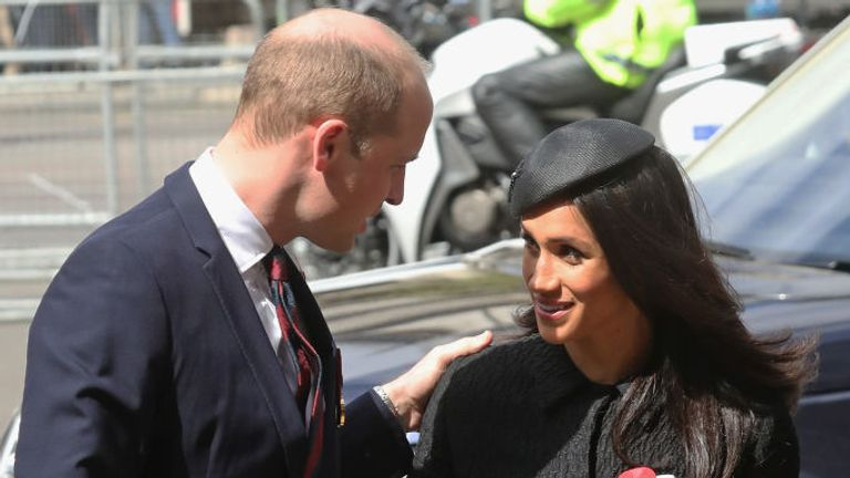 Photo of 'This girl': How two words about Meghan 'caused rift between William and Harry'