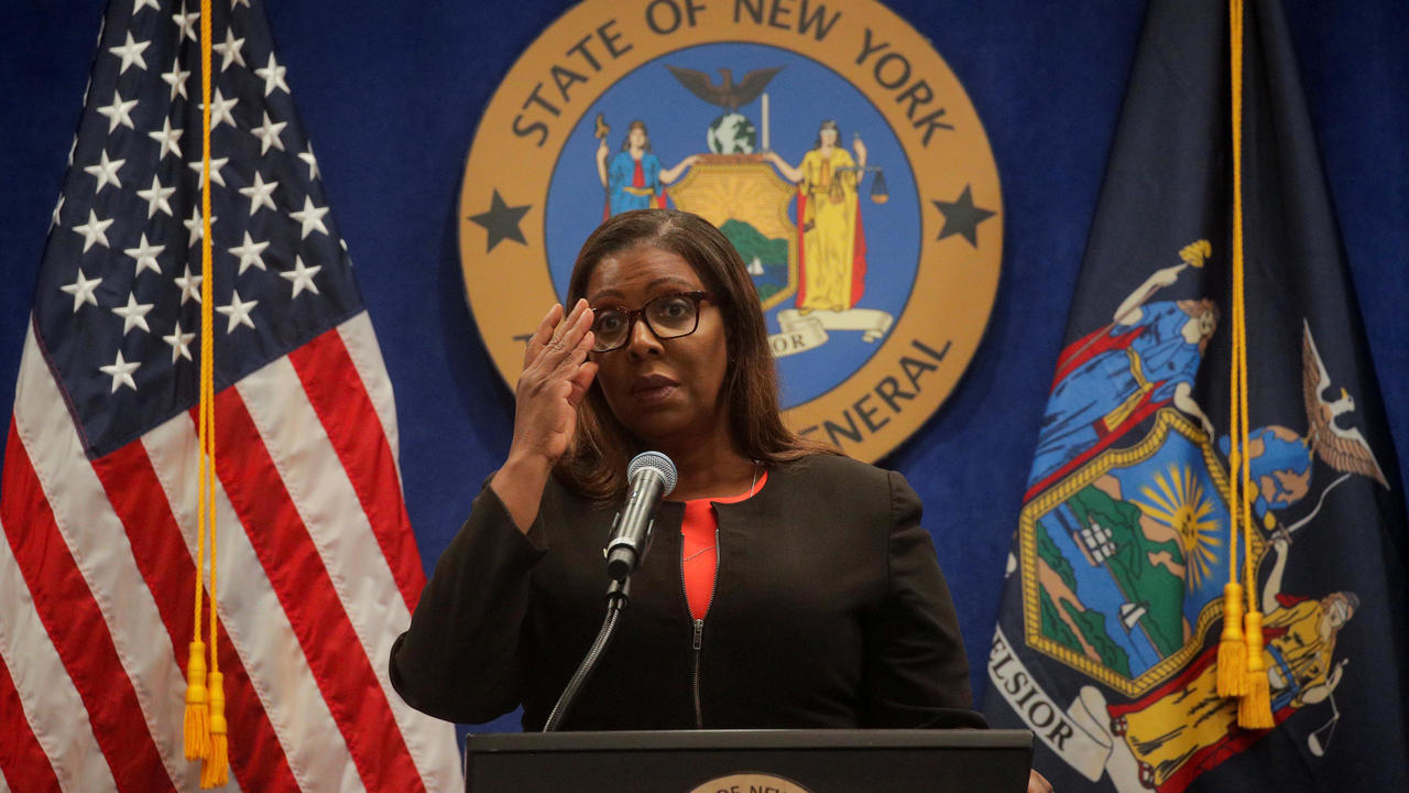 Photo of NY sues to break up powerful gun lobbying group National Rifle Association, alleging corruption