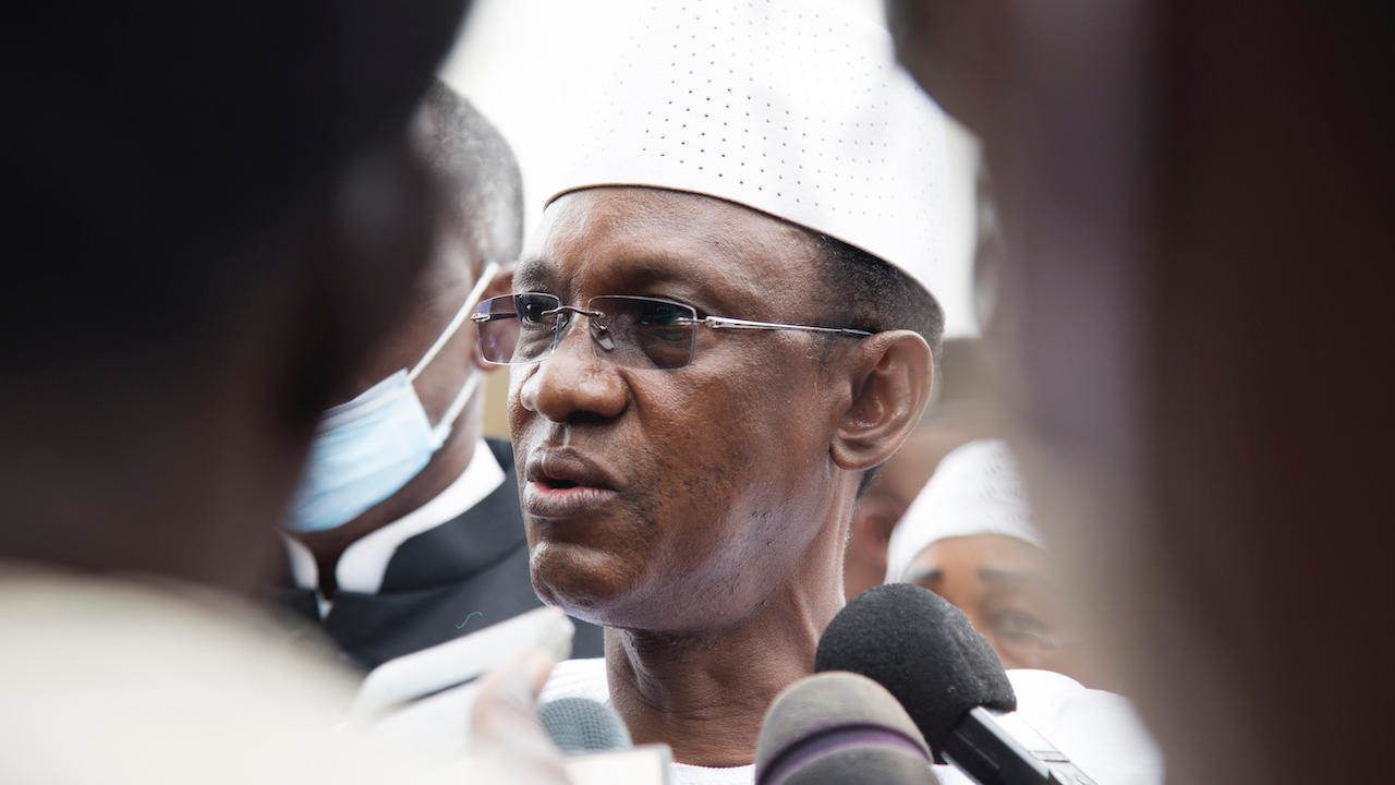 Photo of Mali opposition meets with junta, pledges to participate in political transition