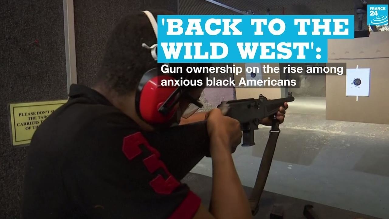 Photo of 'Back to the Wild West': Gun ownership on the rise among anxious black Americans