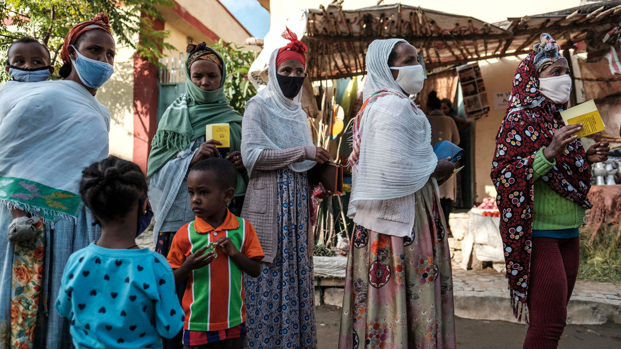 Photo of Ethiopia's Tigray region defies PM Abiy with 'illegal' election