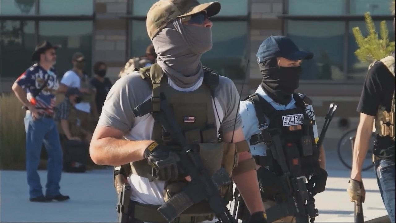 Photo of Unrest in the United States: The rise of self-styled vigilantes