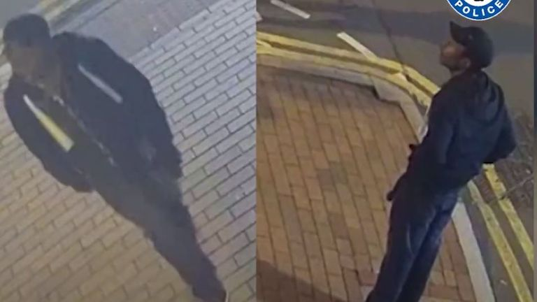 Photo of 'Strong response' to CCTV of suspect in Birmingham stabbings