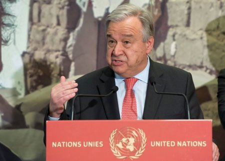 Photo of COVID-19 threatening global peace and security, UN chief warns