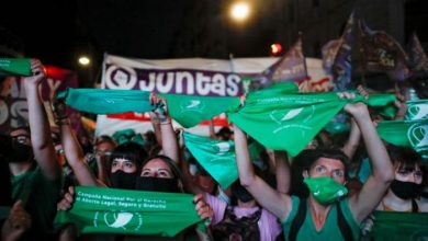 Photo of Argentina heads for Senate vote on expanding abortion rights