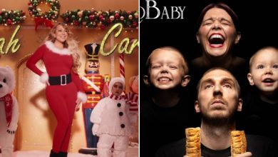 Photo of LadBaby claim their third Christmas Number 1 with Don't Stop Me Eatin'