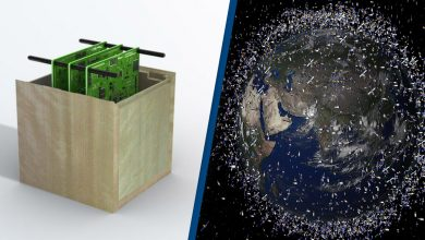Photo of Japan developing wooden satellites to cut space junk