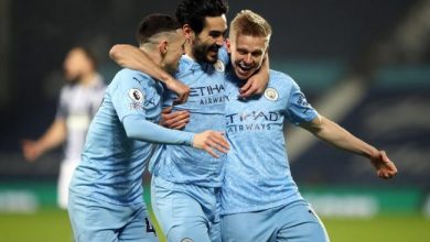 Photo of Manchester City go top after Gündogan turns on style in 5-0 rout of West Brom