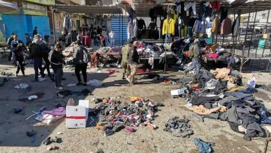 Photo of Islamic State claims responsibility for deadly Baghdad market attack