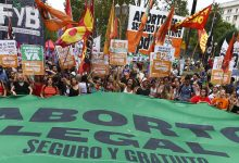 Photo of Argentina moves to legalise abortion in huge win for women's rights movement