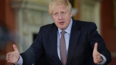 Photo of Boris Johnson says he wants this lockdown 'to be the last'