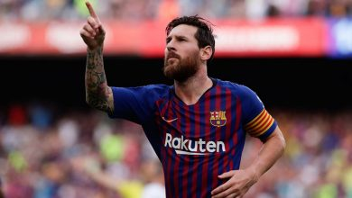 Photo of Barcelona to sue newspaper for publishing Messi's $674m contract