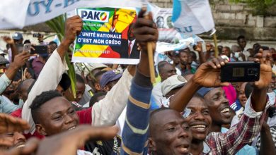 Photo of Congo election in turmoil after opposition candidate hospitalised with COVID-19
