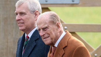Photo of Queen says death of Prince Philip has left 'huge void in her life', Duke of York reveals