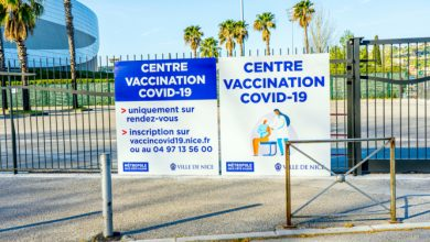 Photo of New French Vaccination Drive Sees Jabs By The Beach