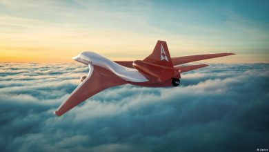Photo of Concorde 2.0: NASA shares incredible video of 'quiet' supersonic jet with 925mph speeds