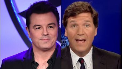 Photo of Seth MacFarlane Rips Fox Over Tucker Carlson, Wants 'Family Guy' On 'Any Other Network'