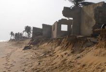 Photo of New technique helps prevent erosion along Togolese coast
