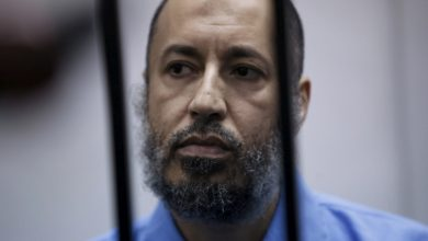 Photo of Libyans react to release of Saadi Gaddafi from prison