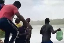 Photo of Haitian migrants at US border: 'We've been through 11 countries'