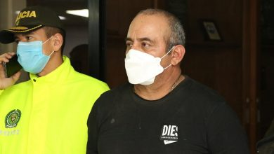 Photo of Colombian drug lord Otoniel to be extradited to US